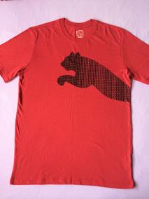 Camiseta Masculina Puma