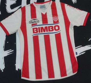 Jersey Club Necaxa Rayos 2003 Atletica Para Niño