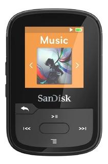 Sandisk Sansa Clip Sport Plus Bluetooth Mp3 16gb Harlempc
