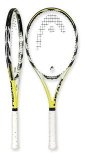 Raqueta Tenis Head Microgel Extreme Poly + Antivibrador 2019