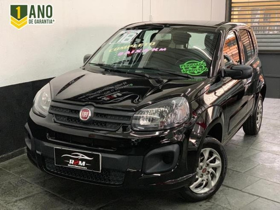 Fiat Uno Drive 1.0 Firefly (flex) Manual