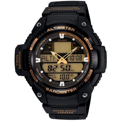 Reloj Casio Sgw 400h Doble Sensor Envio Gratis