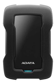 Disco duro externo Adata AHD330-1TU31 1TB negro
