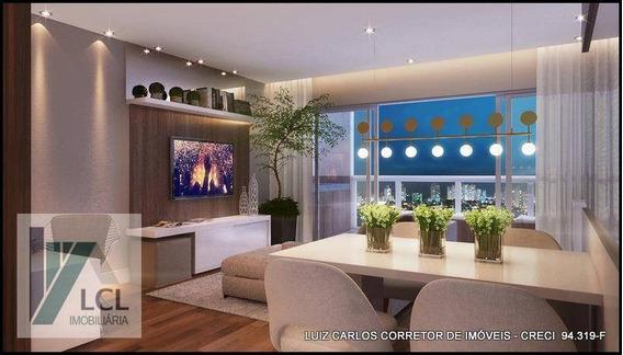 Apartamento Com 2 Dormitórios À Venda, 56 M² Por R$ 255.000,00 - Parque Assunção - Taboão Da Serra/sp - Ap0085