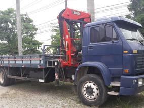 Caminhão Vw 16200 Com Munck Argos 20.5 Ton Novo
