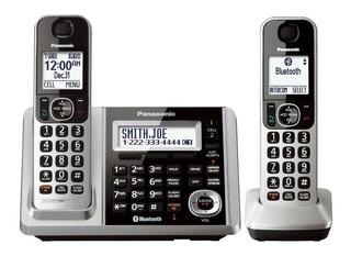Telefono Panasonic Inalambrico 1.9 Ghz 1 Ext Kxtgf372m