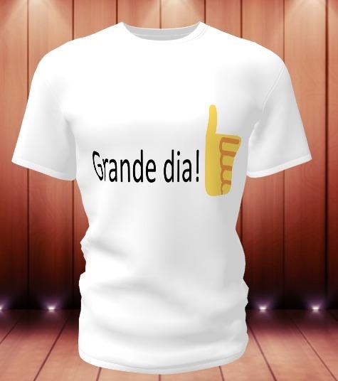 Camisa Camiseta Personalizada Grande Dia Bolsonaro