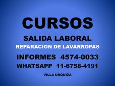 Reparación Service Curso Lavarropas Service Heladeras
