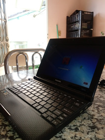 Notebook Toshiba Nb505