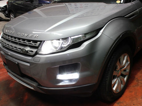 Disauto Range Rover Evoque Pure Tech Piel Qcp Leds 2015