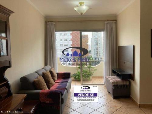 Imagem 1 de 15 de Apartamento Para Venda Em São Paulo, Vila Beatriz, 2 Dormitórios, 2 Banheiros, 1 Vaga - 1963_2-1187118