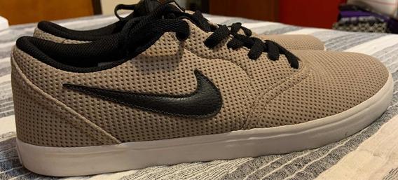 Zapatillas Nike Sb Check Solarsoft Canvas Unisex