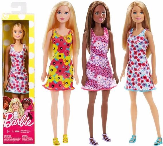 1 Unidade De Boneca Barbie Brinquedo Infantil Promoção !!!