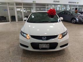 Honda Civic Coupe Factura Y Servicios De Agencia Quemacocos