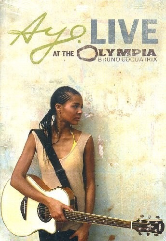 Ayo - Live At The Olympia Dvd - U