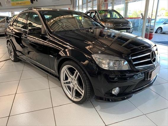Mercedes-benz - C250 Sport Automática - 2011 - Preta