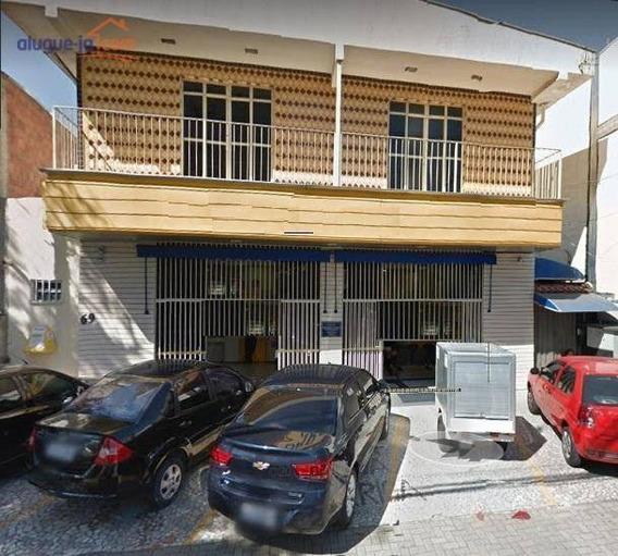 Ponto Para Alugar, 550 M² Por R$ 16.000/mês - Jardim Esplanada - São José Dos Campos/sp - Pt0374
