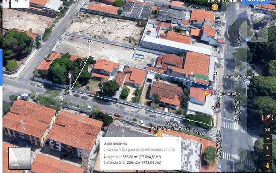 Terreno Em Frente Ao Hospital Do Coração Em Messejana - Te0383