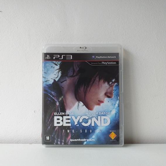 Jogo Beyond Two Souls - Ps3
