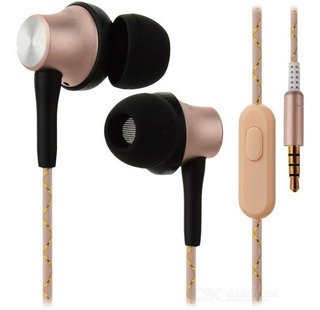 Headset In Ear Audifono Microfono Manos Libres Ovleng Ip320