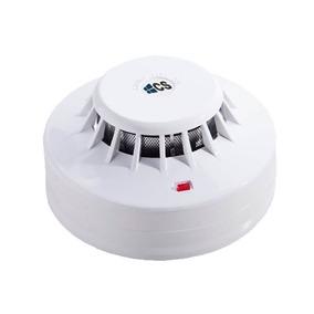 Detector De Fumaça Cs 12volts Óptico