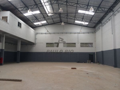 Galpao Industrial - Sertaozinho - Ref: 1077 - L-1077