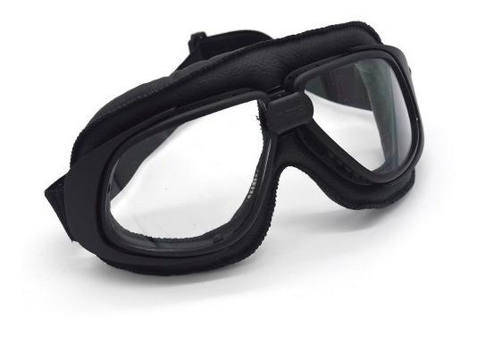 Óculos Motociclista Excelente Visibilidade - Aviador