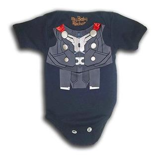 Disfraz Para Bebé - Pañalero De Thor