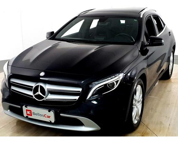 Mercedes Gla 2.0 16v Turbo Gasolina Vision 4p Automático...