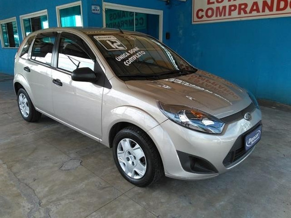 Fiesta 1.6 Hatch - 2012 - Única Dona
