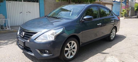 Nissan Versa Advance Modelo 2016