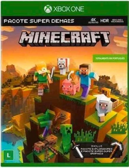 Jogo Do Minecraft - Xbox One