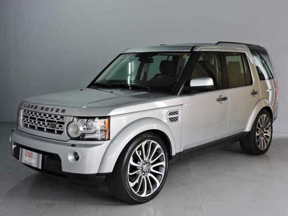Land Rover Discovery 4 3.0 Se 2012