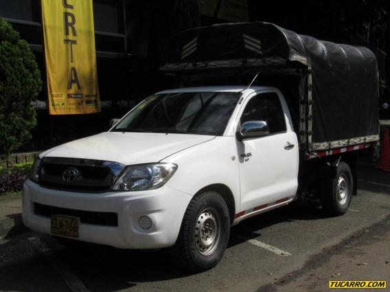 Toyota Hilux Estaca 2700 Cc