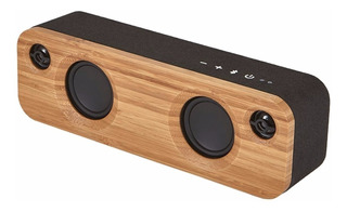 Parlante Bluetooth House Of Marley Get Together Black