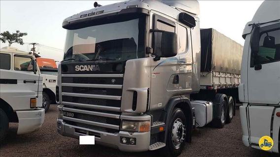 Scania R 380 6x2 Ls 2007
