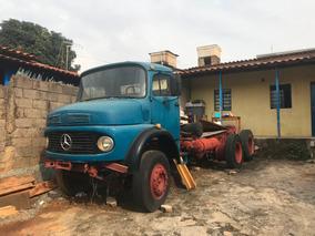 Vendo Caminhão Mercedes Benz 2219 Somente Venda
