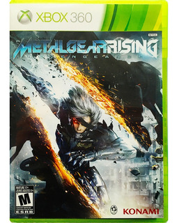 Metal Gear Rising Revengeance Nuevo - Xbox 360