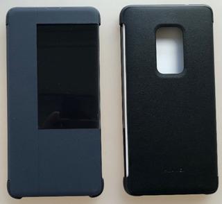Estuche Original Huawei Mate 20 Smart View Negro