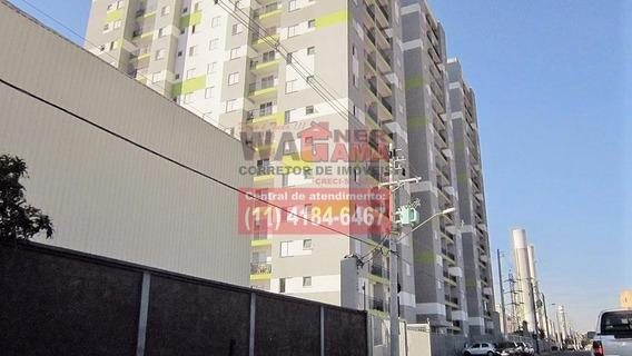 Apartamento Na V São Pedro, Osasco, 2 Quartos E 1 Vaga - 942