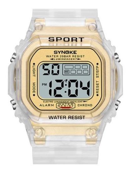 Relógio Masculino Digital Watch Cronômetro E Data Promoção