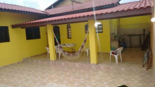 Bela Casa Lado Praia No Bopiranga Em Itanhaém - 2248   Npc