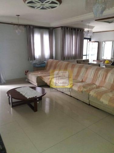 Imagem 1 de 17 de Cobertura Com 3 Dormitórios À Venda, 208 M² Por R$ 550.000,00 - Vila Guilhermina - Praia Grande/sp - Co0001