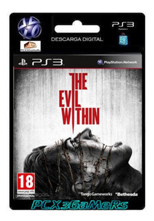 Ps3 Juego The Evil Within Pcx3gamers