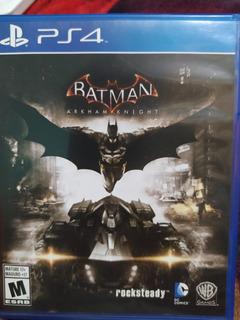 Batman Arkham Knight Ps4 (usado)