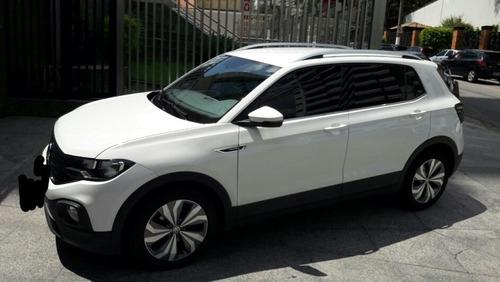 Volkswagen T-cross 1.4 250 Tsi Total Flex Highline Branca
