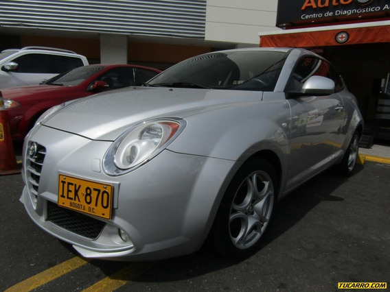 Alfa Romeo Mito Distintive Turbo