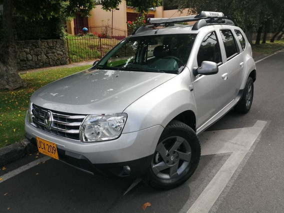 Renault Duster Dinamique At 2000cc 4x2