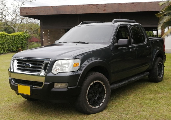 Ford Sport Trac 2011