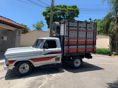 Ford F1000 1982
